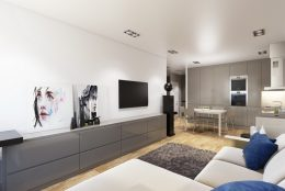 Apartment in Parkoviy-2